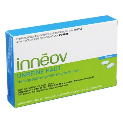 Inneov unreine Haut Tabletten
